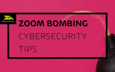 """""""Zoom-bombing"""" Attacks during COVID-19: How can I protect myself?"""