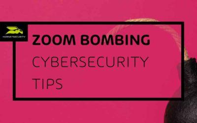 """""""Zoom-bombing""""-Aanvallen tijdens COVID-19: Hoe kan ik mezelf beschermen?"""