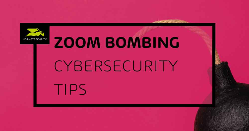 """Zoom-bombing"" Attacks during COVID-19: How can I protect myself?"