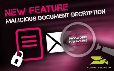 ATP update – Introducing the new feature Malicious Document Decryption