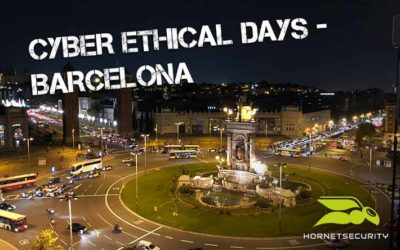 Cyber Ethical Days in Barcelona