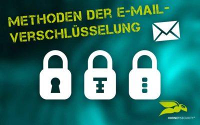 E-Mail-Verschlüsselung – Unser Leitfaden für die Umsetzung im Unternehmen
