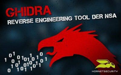 Ghidra – Reverse Engineering Tool der NSA
