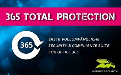 Hornetsecurity launcht erste vollumfängliche  Security & Compliance Suite für Microsoft Office 365