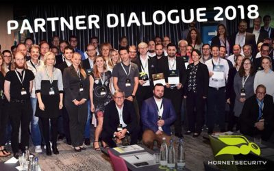 Hornetsecurity Partner Dialogue 2018: Caribbean flair in Düsseldorf