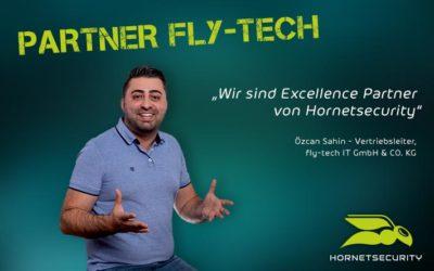 fly-tech – Unser Partner rüstet auf