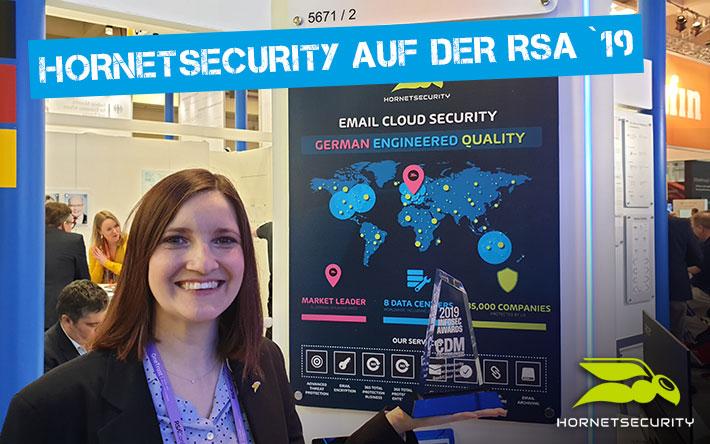 RSA 2019 – Der Cyberkriminalität einen Schritt voraus
