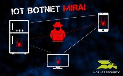 Mirai – Das Botnet of Things