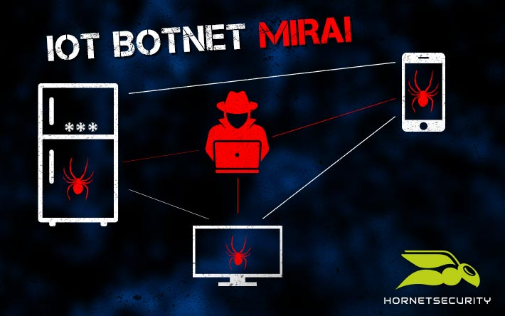 Mirai – Das Botnet of Things