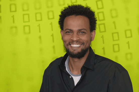 Interview with Tsigab Gebre – Trainee Service Operations Center