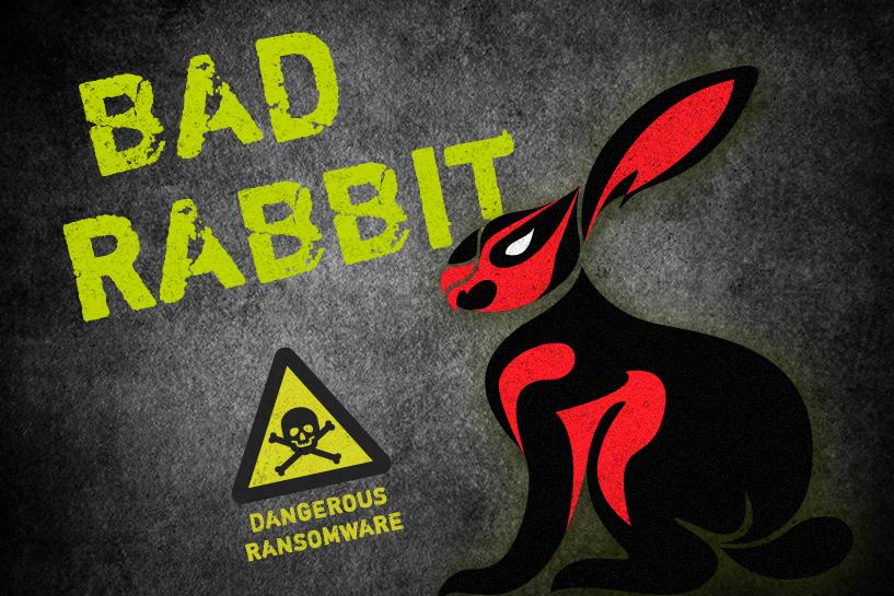 Angriff des Verschlüsselungstrojaners Bad Rabbit