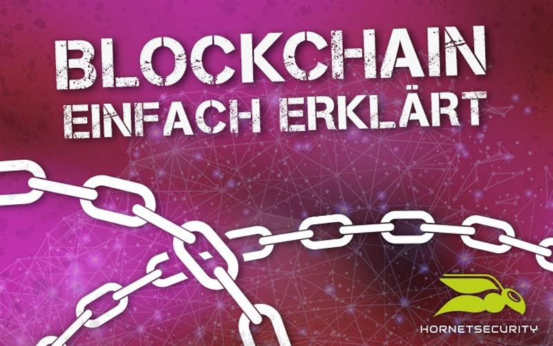 Blockchain explained easily