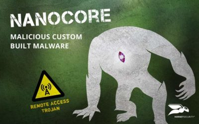 NanoCore – Creative distribution of an old acquaintance