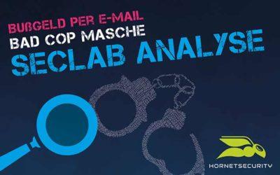 """Analyse des schadhaften Skripts der """"Bad Cop""""-Masche"""