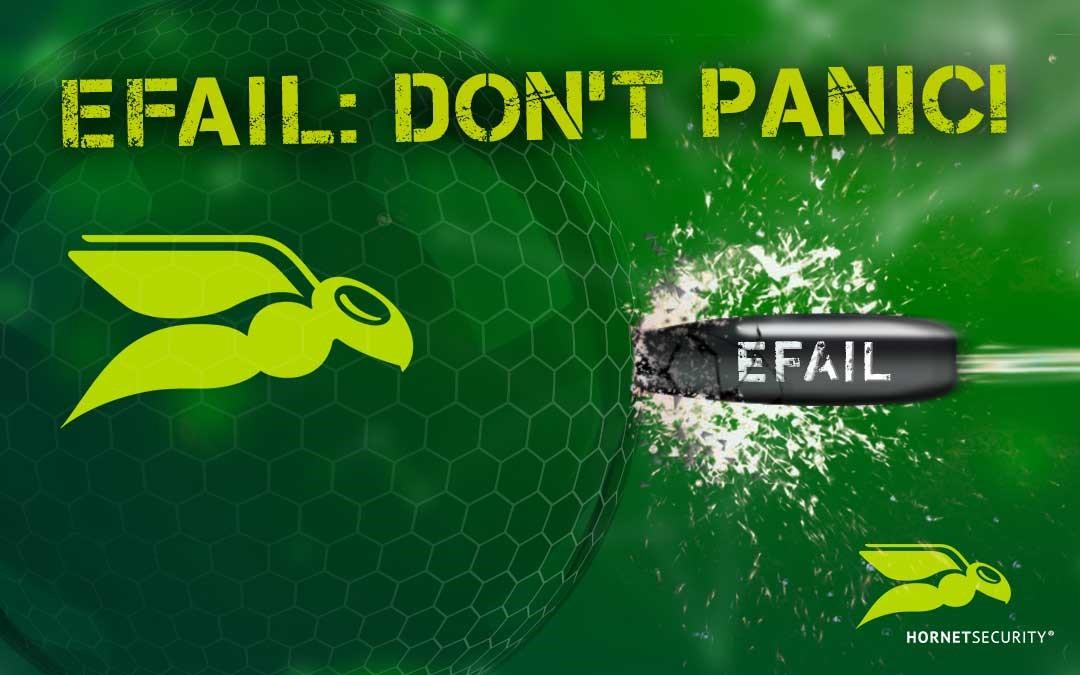 EFAIL: (K)eine Schwachstelle in den Verschlüsselungsmethoden PGP und S/MIME