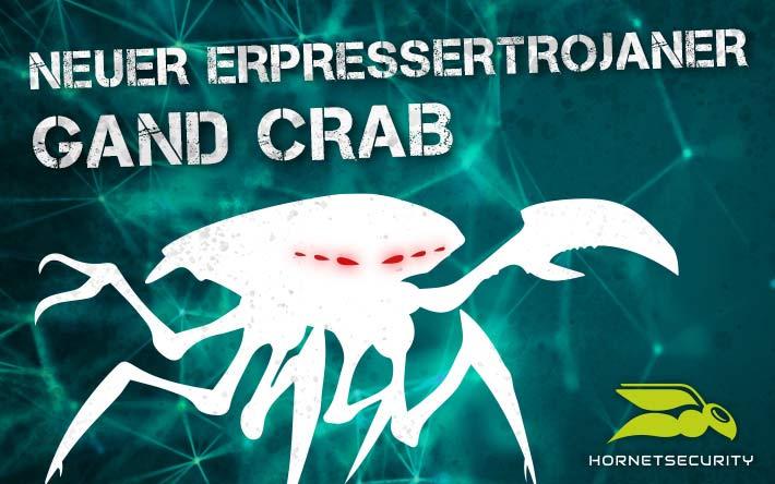 Gand Crab – Erpressertrojaner nimmt Personalabteilungen ins Visier