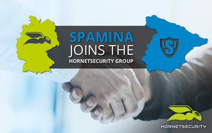 Spanish market leader Spamina is now part of Hornetsecurity Group