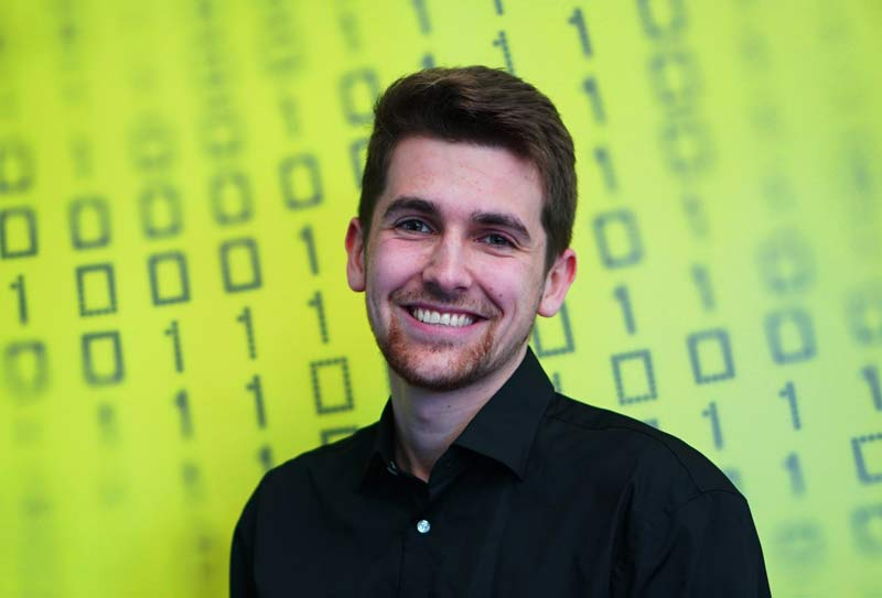 Lukas Berndt - Hornetsecurity