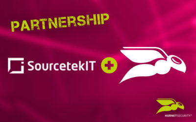 Partnership between Hornetsecurity and SourcetekIT