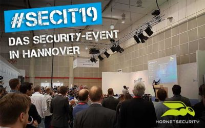 secIT 2019: The security meeting spot in Hannover