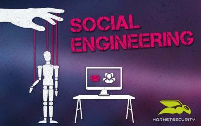 Social engineering – How hackers get at your data without programming skills