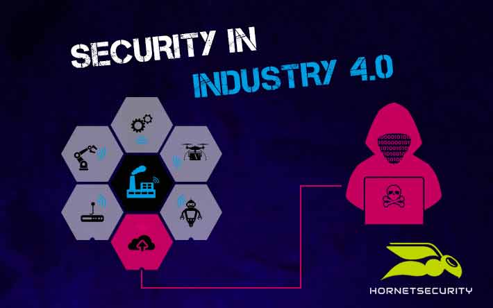 Industry 4.0 – How secure is today's networked production?