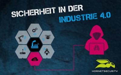 Industrie 4.0 – Wie sicher ist die Produktion der Zukunft?