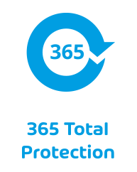 Hornetsecurity 365 Total Protection Logo