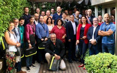 Desayuno de trabajo en Barcelona 2019: nuevo programa de partners