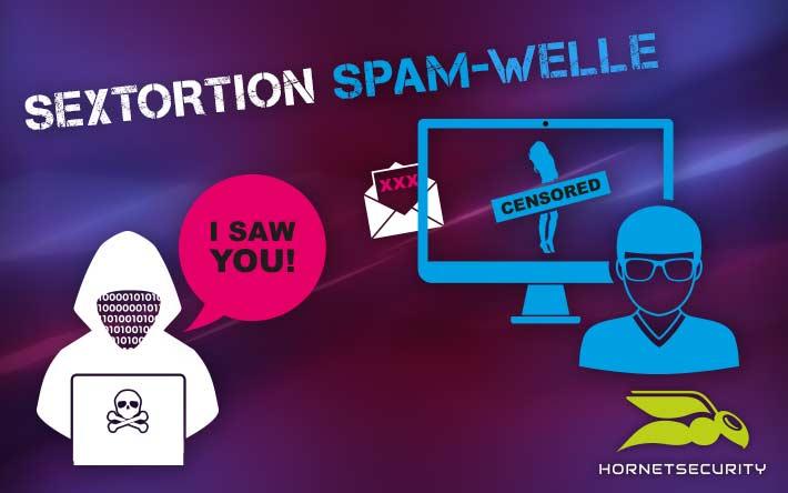 """""""Sextortion""""-Masche: Sicherheitsexperten warnen vor Spam-Welle"""