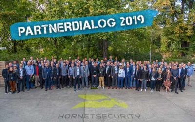 League of IT-Security – Hornetsecurity Partnerdialog 2019