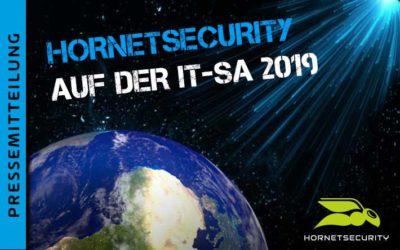 Ich will Cloud – Hornetsecurity auf der it-sa 2019