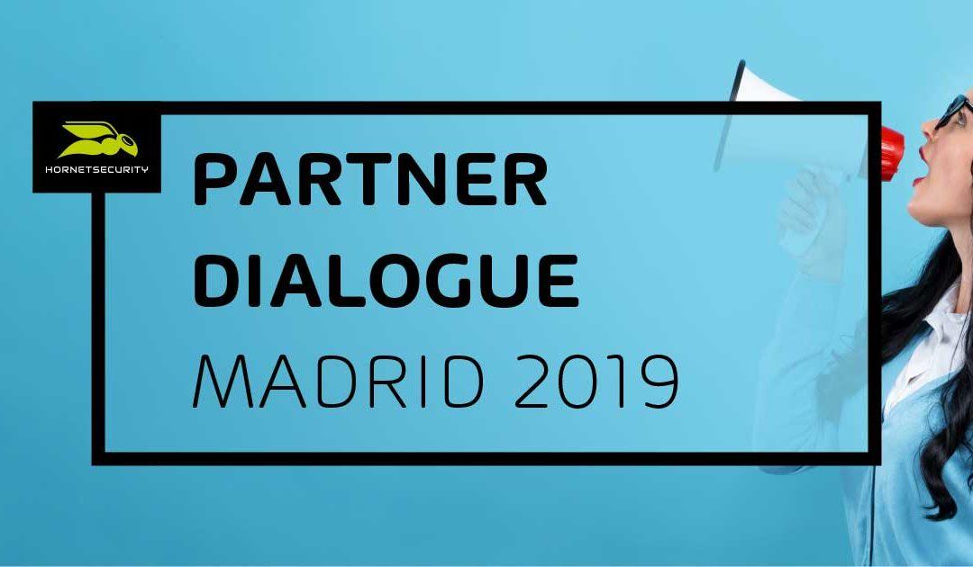 Partner Dialogue Madrid 2019 – Cerrando el año