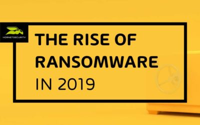 2019: The Year of Ransomware
