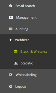Control Panel Manual (Whitelabel)