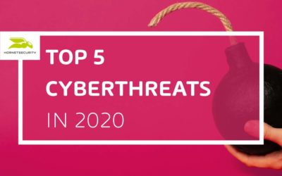 Top 5 Cyber-Bedrohungen in 2020