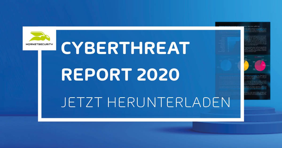 Cyberthreat Report 2020