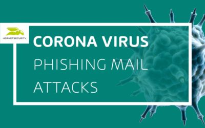 Coronavirus is also dangerous by email