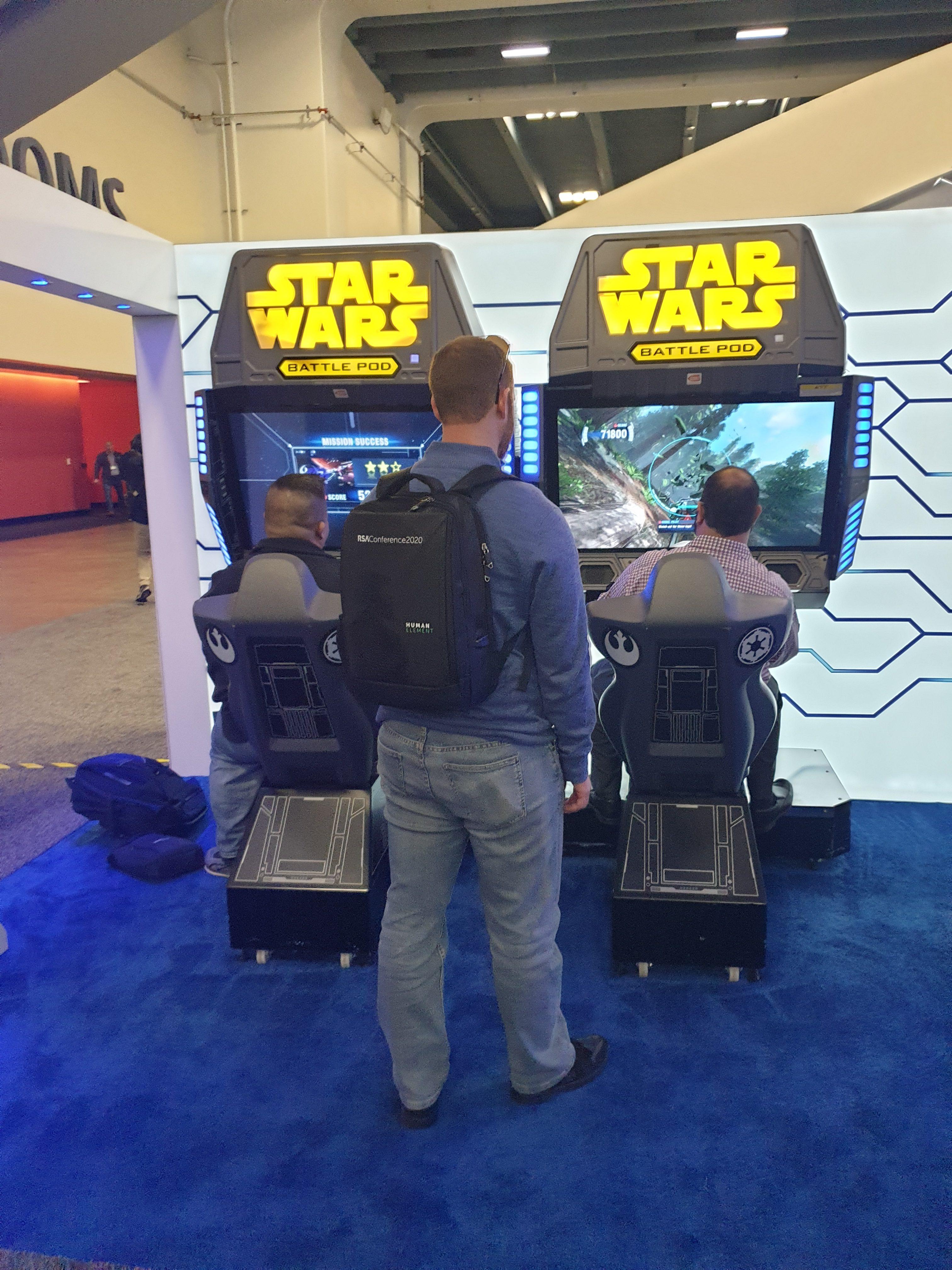 HSE RSA 2020 Star Wars