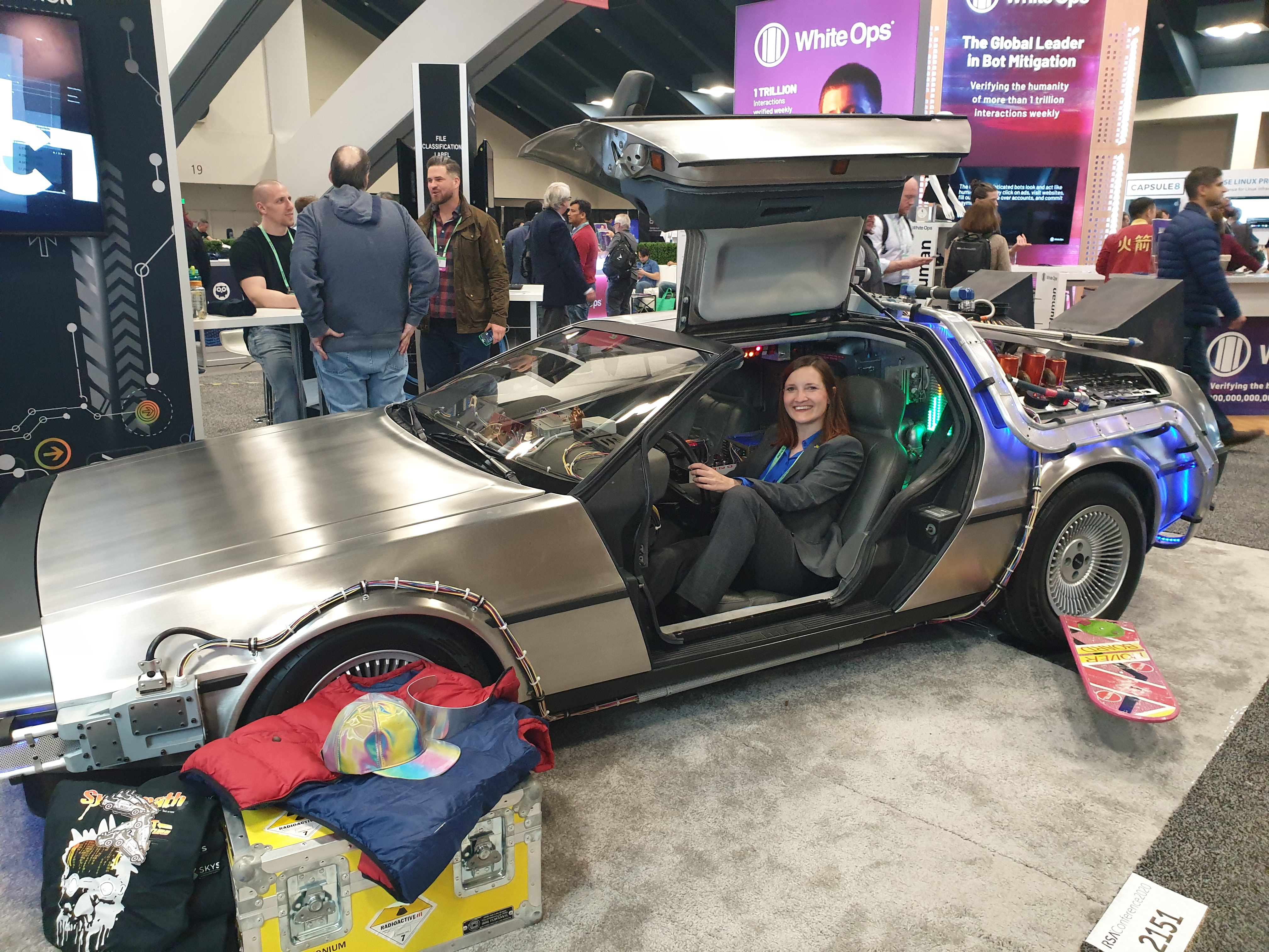 HSE RSA 2020 Back to the Future