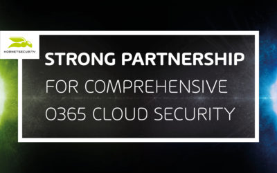 Hornetsecurity and api jointly launch Cloud Security for Office 365 in reseller channels