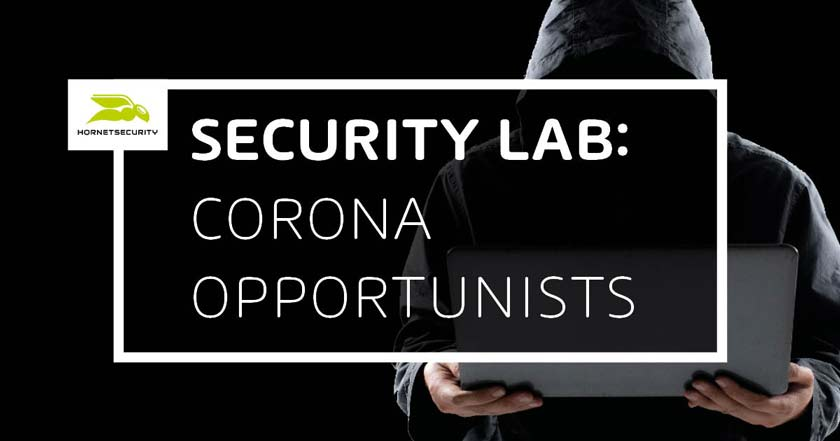 Corona Opportunists: How bad actors leverage the crisis