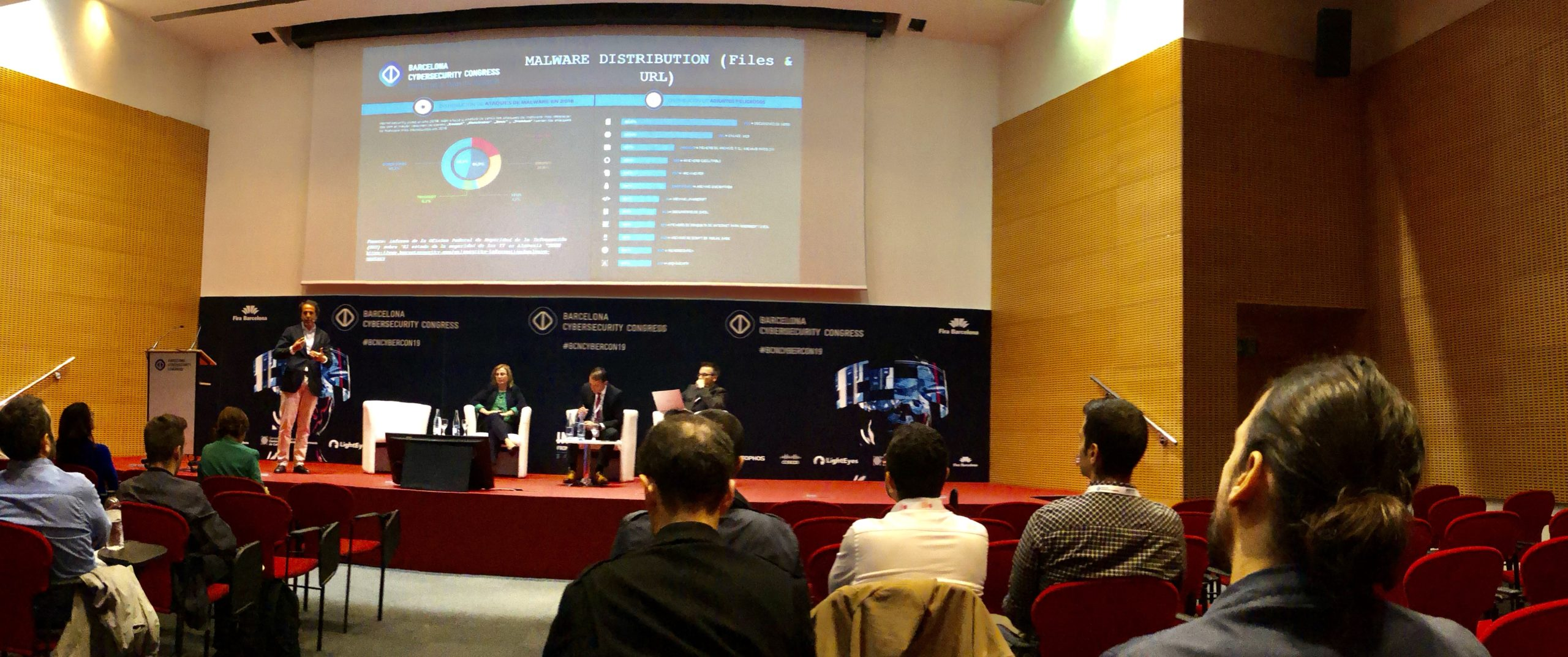 Barcelona Cybersecurity Congress 2019
