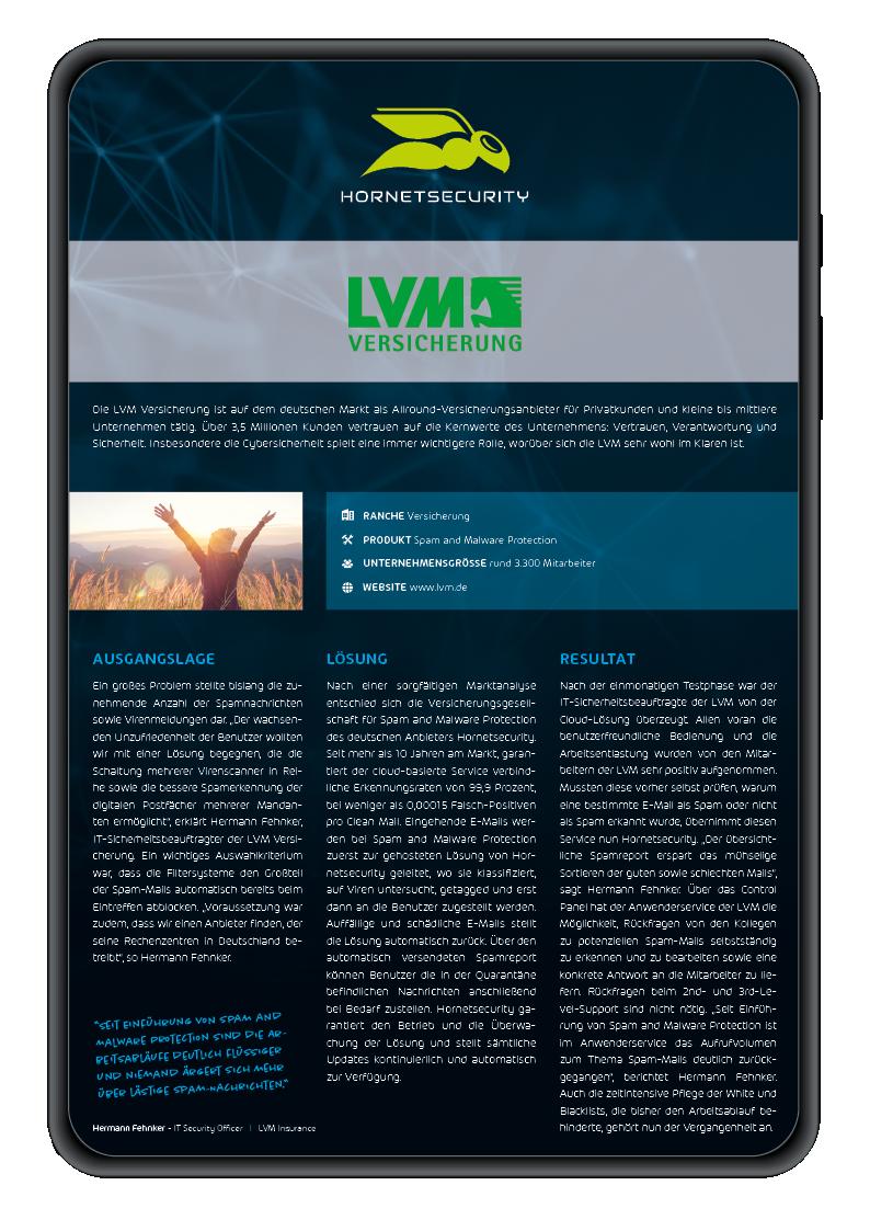 Mockup Case Study LVM