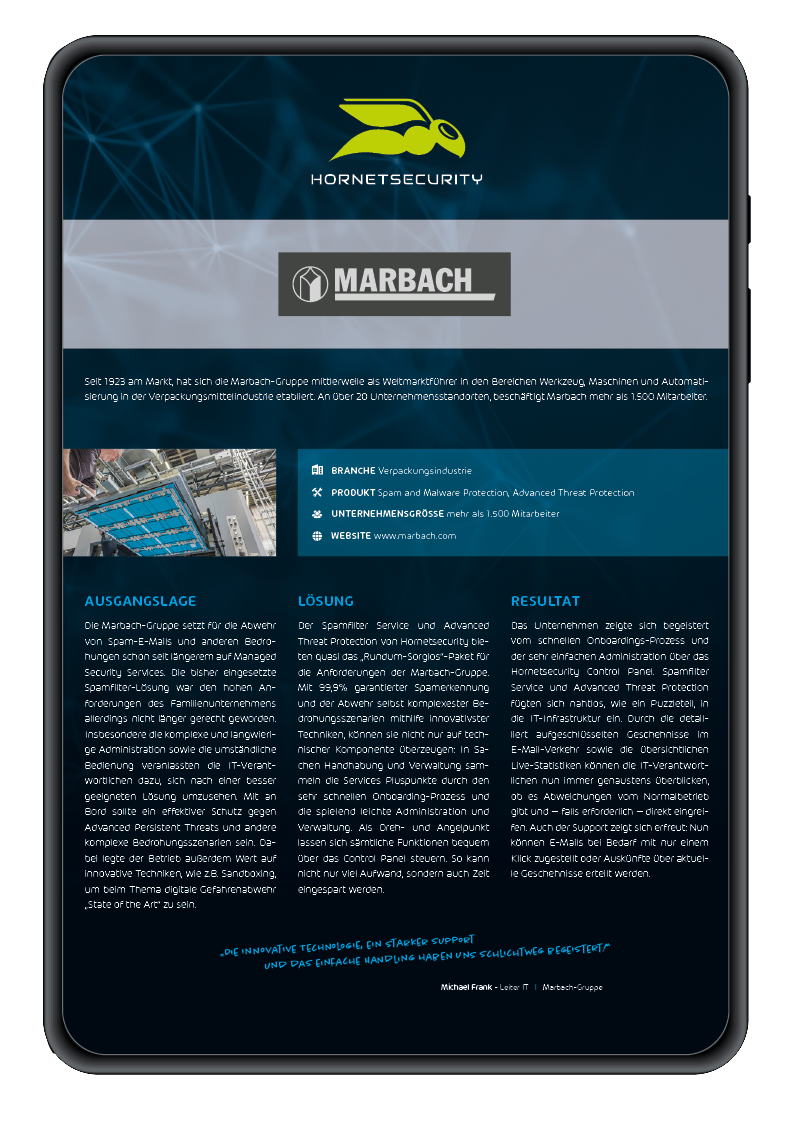 Mockup Case Study Marbach