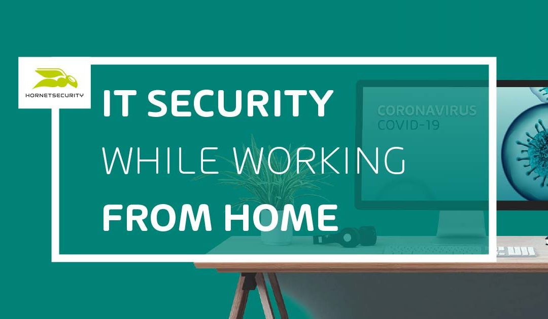 Security gaps in the home office? The challenge of IT security in times of crisis