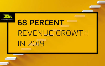 Well prepared for 2020: Hornetsecurity reports yearly revenue growth of 68 % for 2019