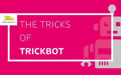 Corona malware campaign with TrickBot