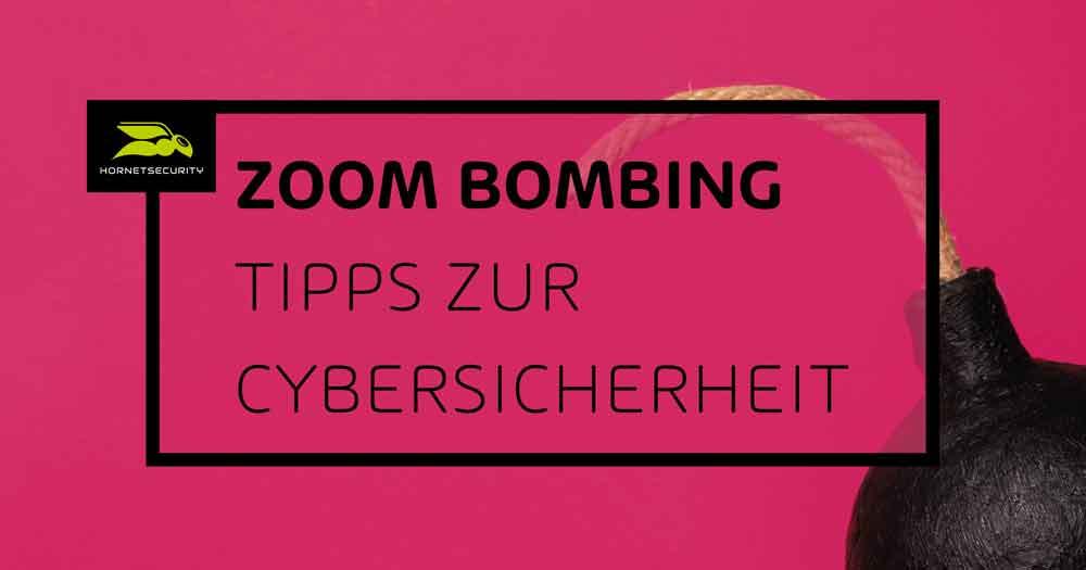 Zoombombing Angriffe während COVID-19: Wie kann ich mich schützen?