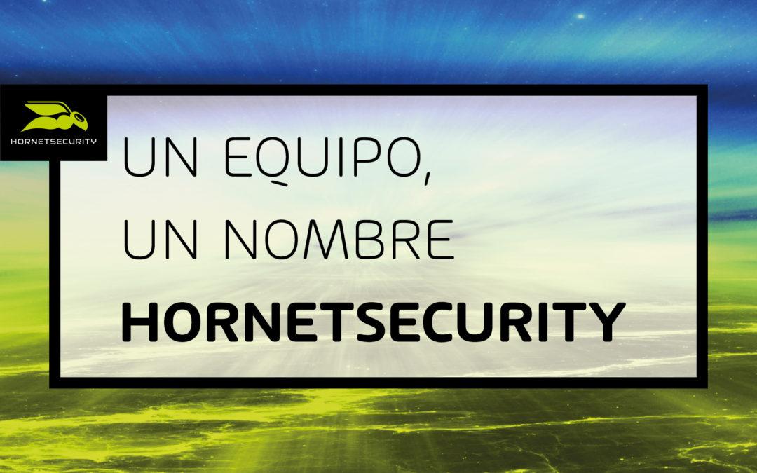 El cambio ha sido todo un éxito: Spamina se llama ahora Hornetsecurity